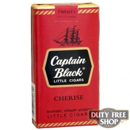 Пачка сигарилл Captain Black Cherise USA - старый дизайн