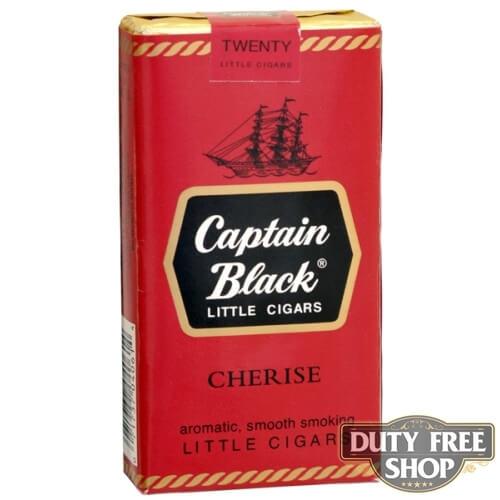 Пачка сигарилл Captain Black Cherise USA