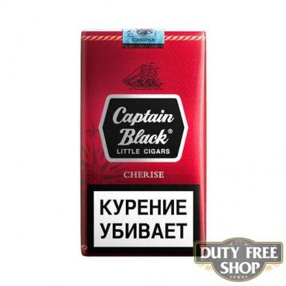 Пачка сигарилл Captain Black Cherise RUS