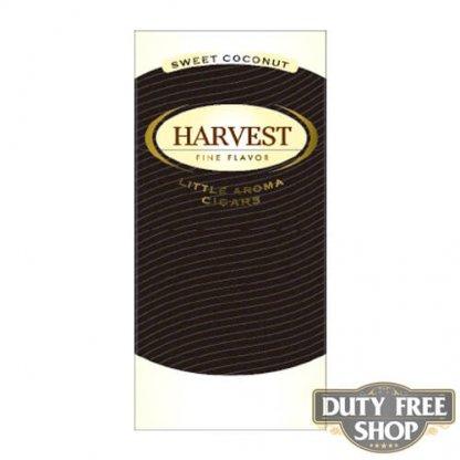 Пачка сигарилл Harvest Coconut Duty Free