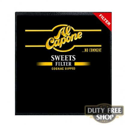 Пачка сигарилл Al Capone Sweets Filter Duty Free