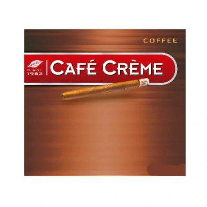 Пачка сигарилл Cafe Creme Coffee 10 cigars Duty Free