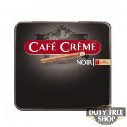 Пачка сигарилл Cafe Creme Noir 10 cigars Duty Free