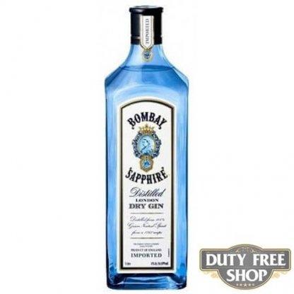Джин Bombay Sapphire 47% 1L Duty Free