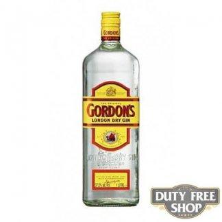 Джин Gordon's London Dry Gin 47.3% 1L Duty Free