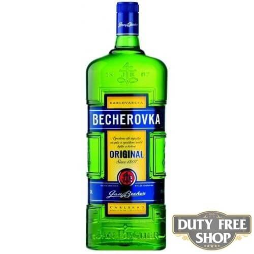 Ликер Becherovka Original 38% 1L Duty Free