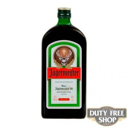 Ликер Jägermeister 35% 1L Duty Free