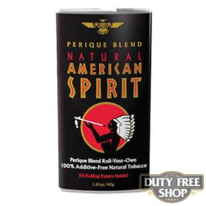 Табак для самокруток American Spirit Rolling Tobacco Usa