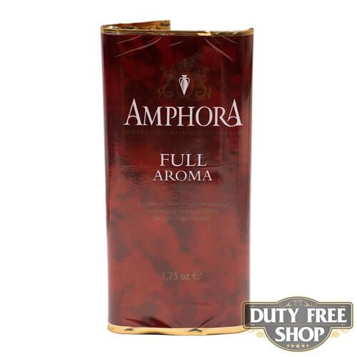 Пачка табака для самокруток Amphora Full Aroma Blend 50g Duty Free