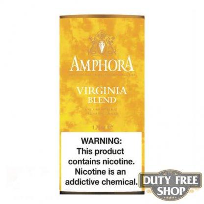 Пачка табака для самокруток Amphora Virginia Blend 50g Duty Free