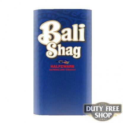 Пачка табака для самокруток Bali Shag Halfzware 40g Duty Free
