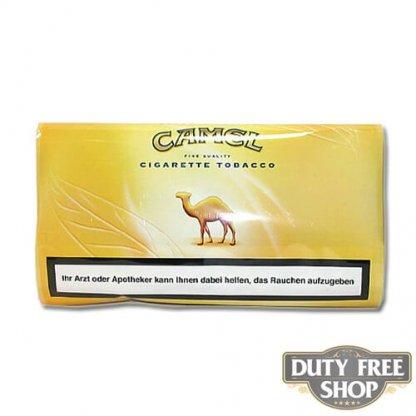 Пачка табака для самокруток Camel Yellow 30g Duty Free
