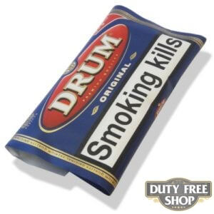 Пачка табака для самокруток DRUM Original 50g Duty Free