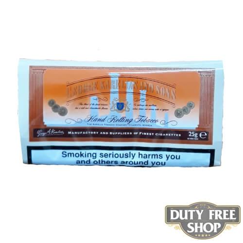 Пачка табака для самокруток George Karelias and Sons Lights 25g Duty Free