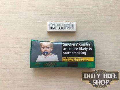 Живое фото пачки табака для самокруток Golden Virginia Classic 50g Duty Free