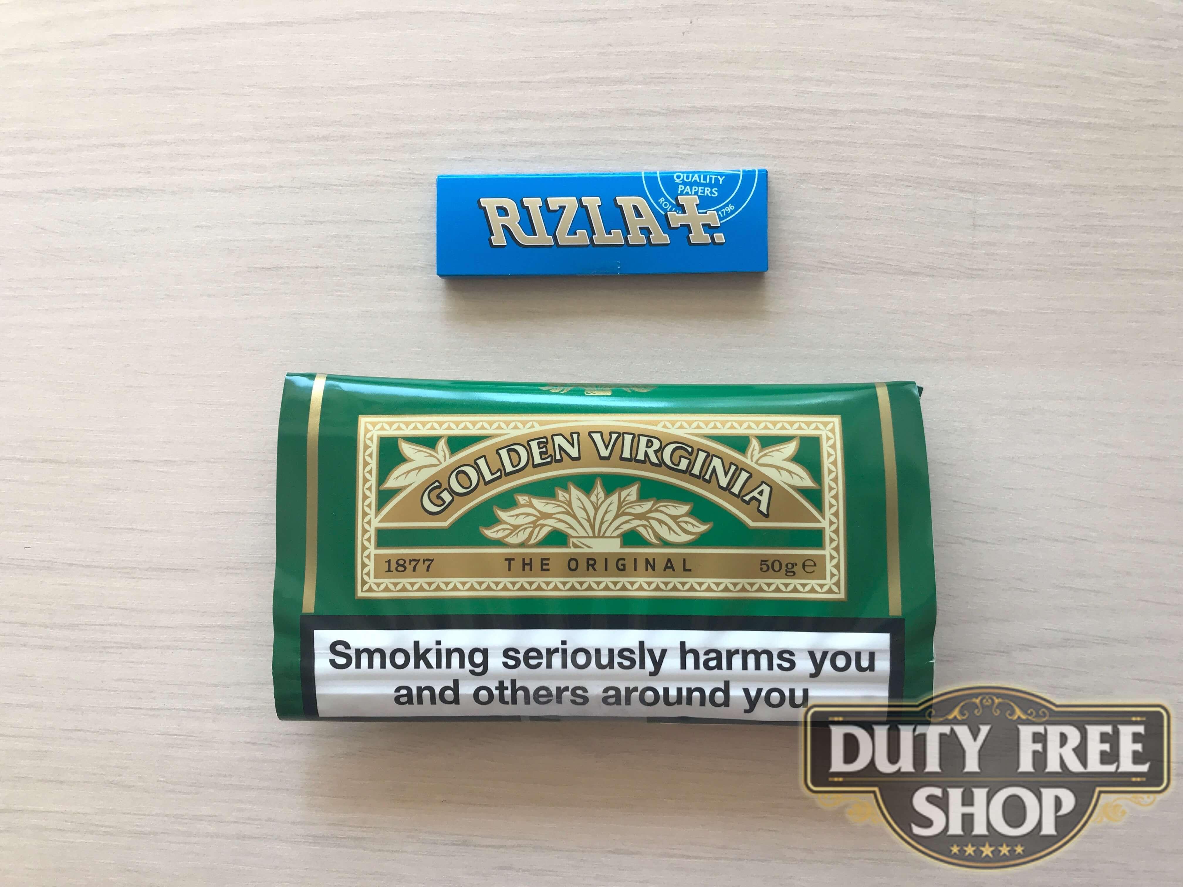 купить табак для сигарет golden virginia