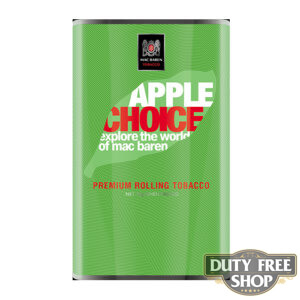 Пачка табака для самокруток Mac Baren Apple Choise 40g Duty Free