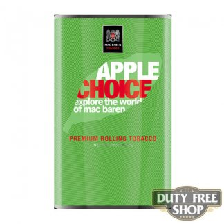 Пачка табака для самокруток Mac Baren Apple Choise 40g Duty Free