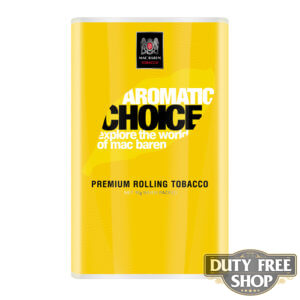 Пачка табака для самокруток Mac Baren Aromatic Choise 40g Duty Free