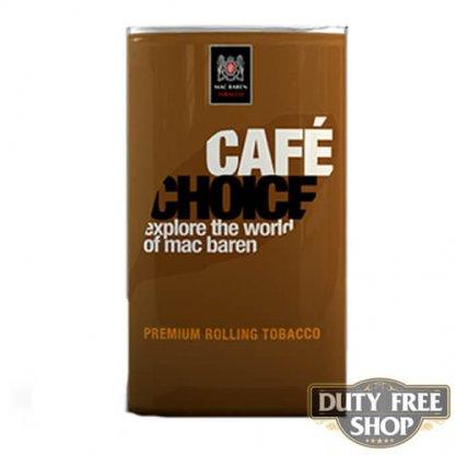 Пачка табака для самокруток Mac Baren Cafe Choise 40g Duty Free
