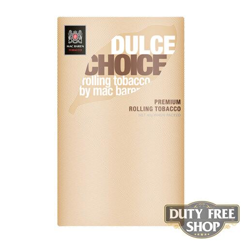 Пачка табака для самокруток Mac Baren Dulce Choise 40g Duty Free