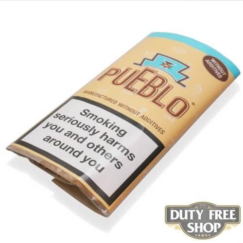Пачка табака для самокруток Pueblo Classic 50g Duty Free