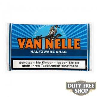 Пачка табака для самокруток Van Nelle Halfzware Shag 50g Duty Free