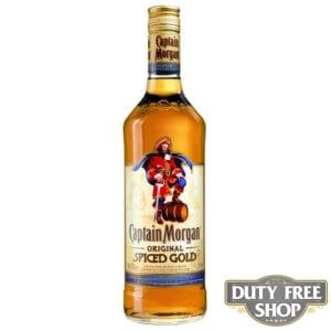 Ром Captain Morgan Original Spiced Gold 35% 1L Duty Free