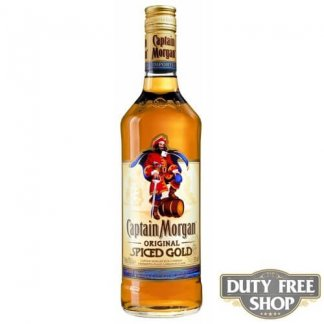 Ром Captain Morgan Original Spiced Gold 35% 1L Duty Free