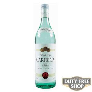 Ром Caribica White Rum 37.5% 1L Duty Free