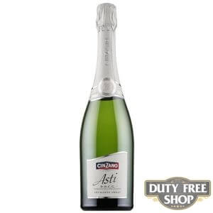Игристое вино Cinzano Asti D.O.C.G 7% 0.75L Duty Free