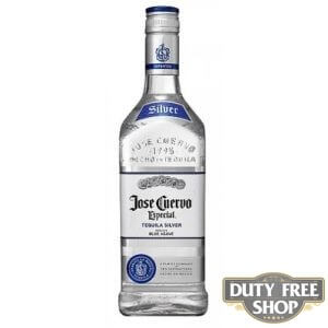 Текила Jose Cuervo Especial Silver 38% 1L Duty Free