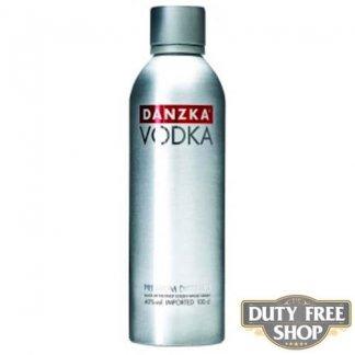 Водка Danzka Original 40% 1L