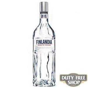 Водка Finlandia Classic 40% 1L Duty Free