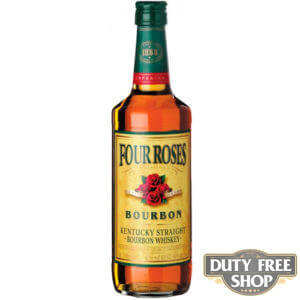 Виски Four Roses Yellow 1L 40% Duty Free