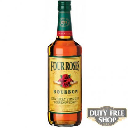 Виски Four Roses Yellow 1L 40% Duty Free