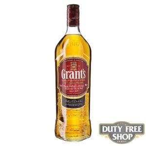 Виски Grant's Family Reserve 43% 1L Duty Free