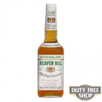 Виски Heaven Hill Distilleries Old Style Bourbon 40% 1L Duty Free