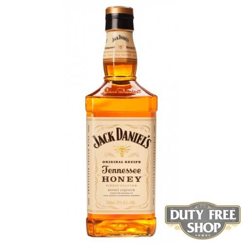 Виски Jack Daniel's Honey 35% 1L Duty Free