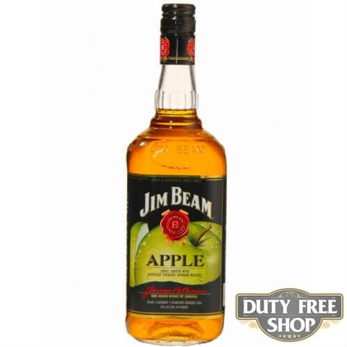 Виски Jim Beam Apple 35% 1L Duty Free