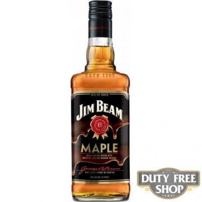 Виски Jim Beam Maple 40% 1L Duty Free