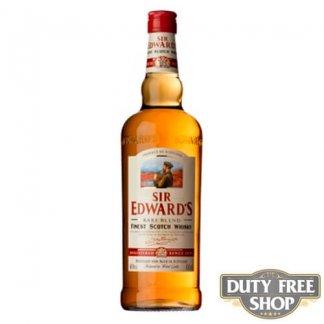 Виски Sir Edward's 40% 1L Duty Free