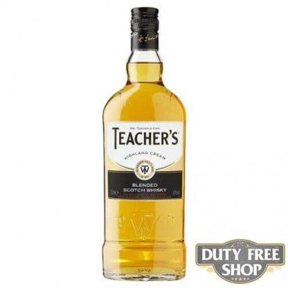 Виски Teacher's Highland Cream 40% 1L Duty Free