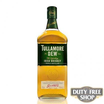 Виски Tullamore D.E.W. Original 40% 1L Duty Free