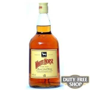 Виски White Horse 40% 1L Duty Free