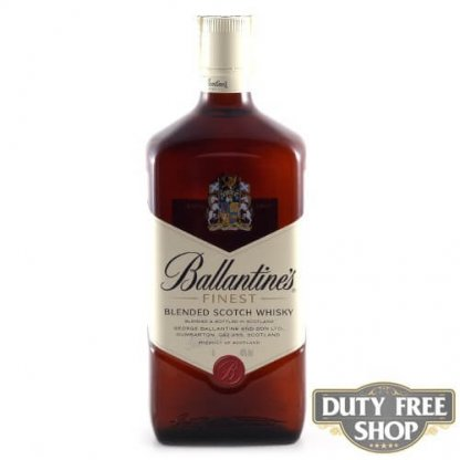 Виски Ballantine's Finest 40% 1L Duty Free