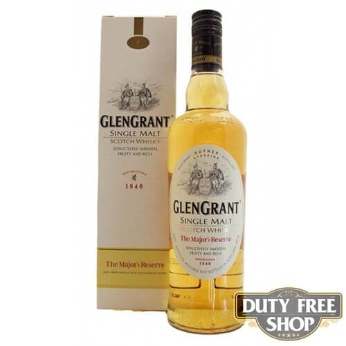 Виски Glen Grant The Majors Reserve 40% 1L Duty Free