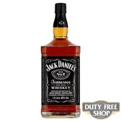 Виски Jack Daniel's Old No.7 40% 1L Duty Free