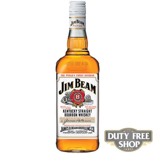 Виски Jim Beam Original 40% 1L Duty Free