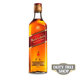 Виски Johnnie Walker Red Label 40% 1L Duty Free